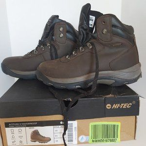 Hi-Tec Altitude IV hiking ankle boot boots US 9